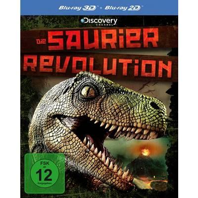 blu-ray 3D Die Saurier-Revolution FSK: 12 Preisvergleich