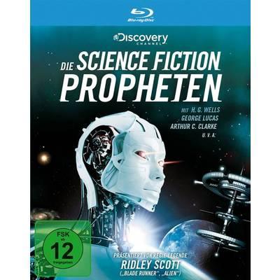 blu-ray Die Science Fiction Propheten FSK: 12 Preisvergleich