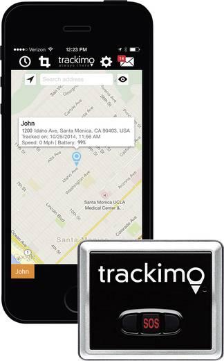 GPS Tracker Trackimo TRKM002 Fahrzeugtracker, Multifunktionstracker, Personentracker, Haustiertracker Schwarz