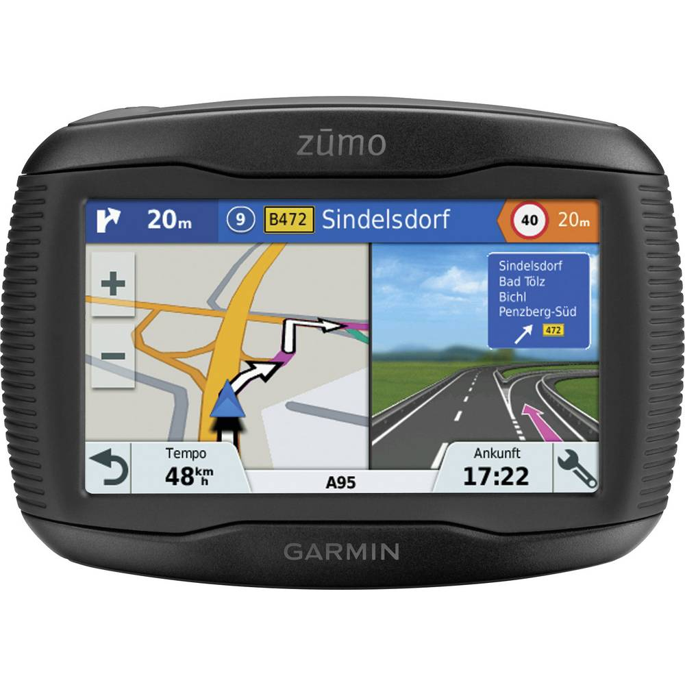 gps moto garmin zumo 345lm 10 9 cm 4 3 pouces europe centrale sur le site internet conrad 1488232. Black Bedroom Furniture Sets. Home Design Ideas