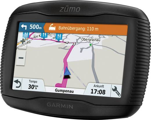 garmin zumo 395lm motorrad navi 10 9 cm 4 3 zoll europa. Black Bedroom Furniture Sets. Home Design Ideas