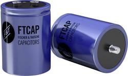 Elektrolytický kondenzátor FTCAP GMB22240065100, šroubový kontaktní prvek, 2200 µF, 400 V, 1 ks