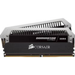 Image of Corsair PC-Arbeitsspeicher Kit Dominator® CMD16GX4M2B3000C15 16 GB 2 x 8 GB DDR4-RAM 3000 MHz CL15 17-17-35