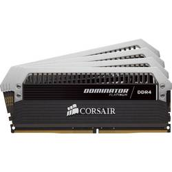 Image of Corsair PC-Arbeitsspeicher Kit Dominator® CMD32GX4M4B3200C16 32 GB 4 x 8 GB DDR4-RAM 3200 MHz CL16 18-18-36