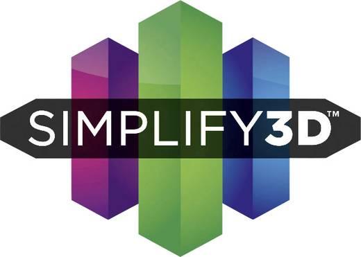 Simplify3D Vollversion, 1 Lizenz 3D-Drucker Software