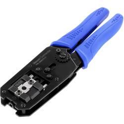 Image of BEL Stewart Connectors 2980075-01 Profi Handcrimpzange für CAT 6 Stecker 2980075-01 Polzahl 8 Blau, Schwarz 1 St.
