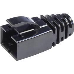 Image of Knickschutztülle mit Rasthebelschutz 39200-838 Schwarz BEL Stewart Connectors 39200-838 1 St.
