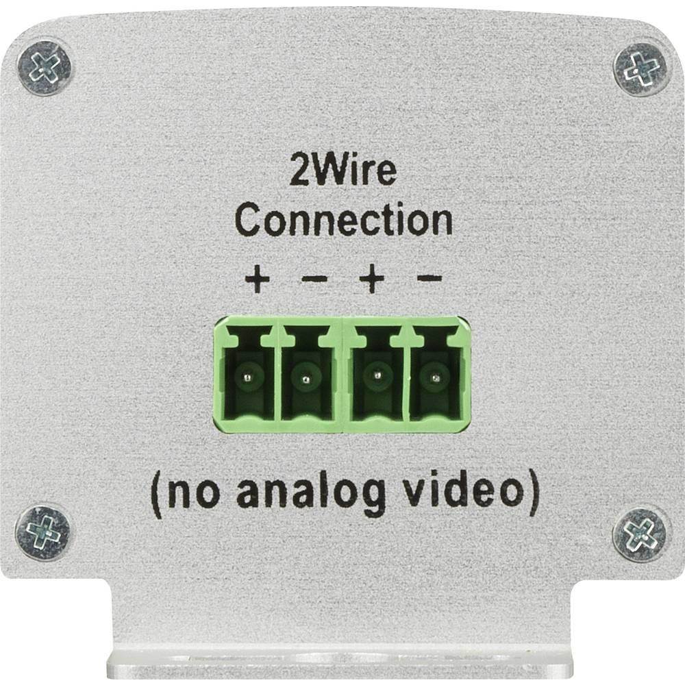 2 Port Netzwerkverlängerung Renkforce 2-Draht Reichweite (max.): 400 ...