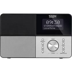 DAB+ stolní rádio TechniSat DigitRadio 306, DAB+, FM, AUX, černá