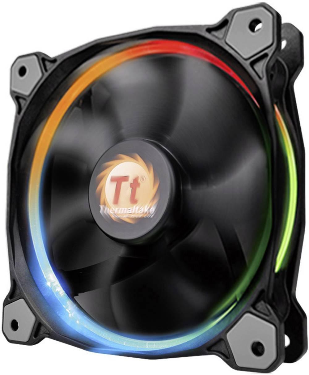 Ventilateur pour boîtier PC Thermaltake Riing 12 LED RGB