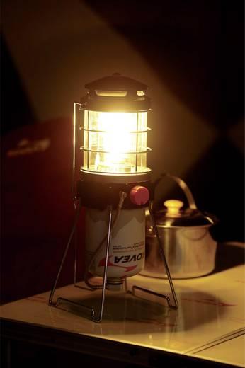 Camping-Laterne Kovea Gaslampe 250 Liquid 1500 g Schwarz, Edelstahl KL-2901