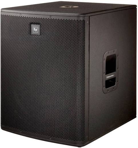 passiver pa subwoofer cm 18 zoll electro voice. Black Bedroom Furniture Sets. Home Design Ideas