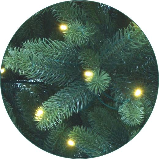led weihnachtsbaum tanne 150 cm warm wei xenotec pe bm150. Black Bedroom Furniture Sets. Home Design Ideas