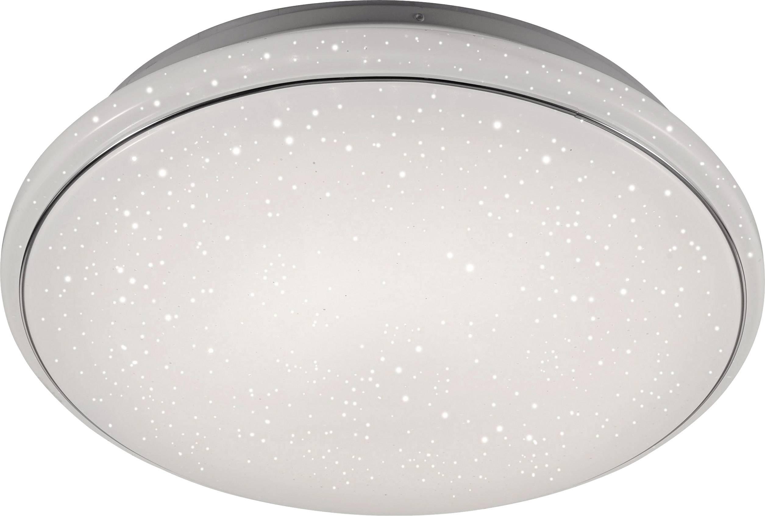 LeuchtenDirekt Jupiter 14364 16 LED Deckenleuchte 32 W Warm Weiß, Neutral Weiß Weiß