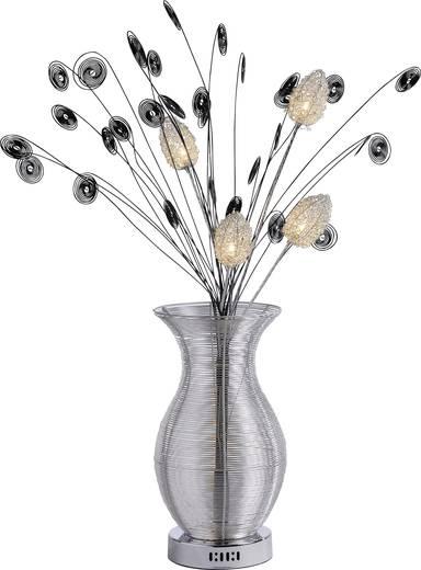 stehlampe halogen g4 70 w leuchtendirekt vasilia 13105 18. Black Bedroom Furniture Sets. Home Design Ideas