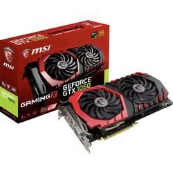 Grafická karta MSI Gaming Nvidia GeForce GTX1060 Gaming X, 6 GB
