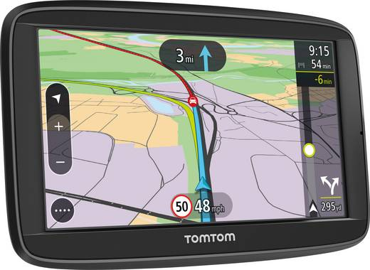 tomtom via 52 navi 13 cm 5 zoll europa. Black Bedroom Furniture Sets. Home Design Ideas