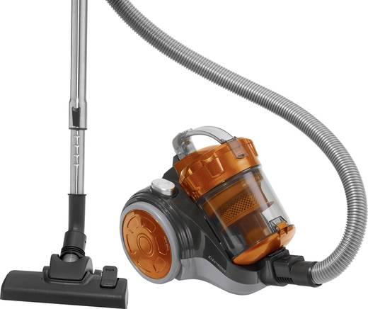 staubsauger ohne beutel clatronic bs 1302 700 w energieeffizienzklasse a g a orange. Black Bedroom Furniture Sets. Home Design Ideas