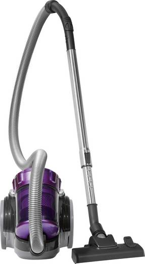 staubsauger ohne beutel clatronic bs 1302 700 w energieeffizienzklasse a g a violett. Black Bedroom Furniture Sets. Home Design Ideas