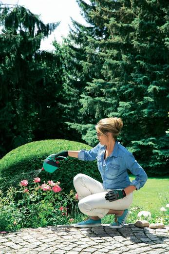 Akku Grasschere, Strauchschere inkl. Akku 3.6 V Li-Ion Bosch Home and Garden Isio Set XXL