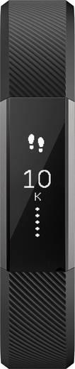 FitBit ALTA black small Fitness-Tracker S Schwarz