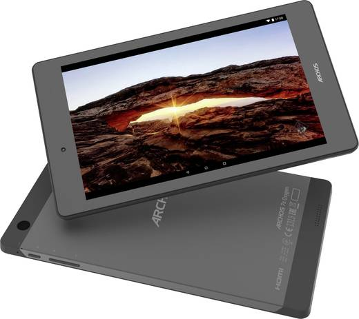 archos 70 xenon color android tablet 17 8 cm 7 zoll 8 gb. Black Bedroom Furniture Sets. Home Design Ideas