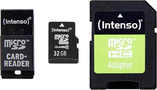 intenso adapter set microsdhc karte 32 gb class 10 inkl. Black Bedroom Furniture Sets. Home Design Ideas