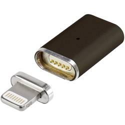 Apple dock adaptér USB 2.0 Renkforce RF-4472910 čierna