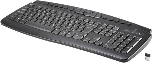 Multimedia Funk-Tastatur Renkforce RF-KG1006 Schwarz