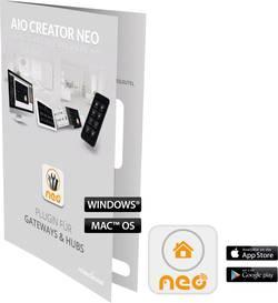 Dodatečný software Mediola AIO CREATOR NEO Intertechno ITGW-433 SUM-4129-b