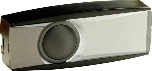 klingeltaster beleuchtet mit namensschild 1fach byron by37z schwarz kaufen. Black Bedroom Furniture Sets. Home Design Ideas