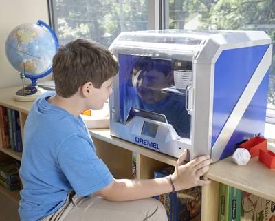 3D Drucker im Unterricht