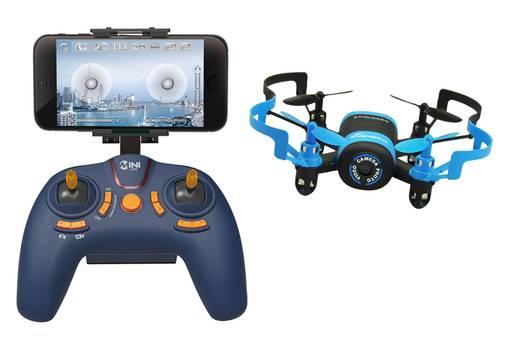 Einsteiger-Quadrocopter mit Kamara und WiFi-Bildübertragung.