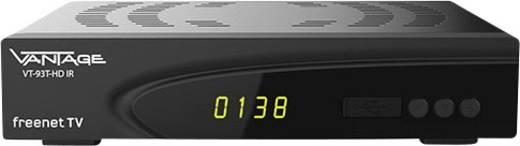 vantage vt 93t hd ir dvb t2 receiver kaufen. Black Bedroom Furniture Sets. Home Design Ideas