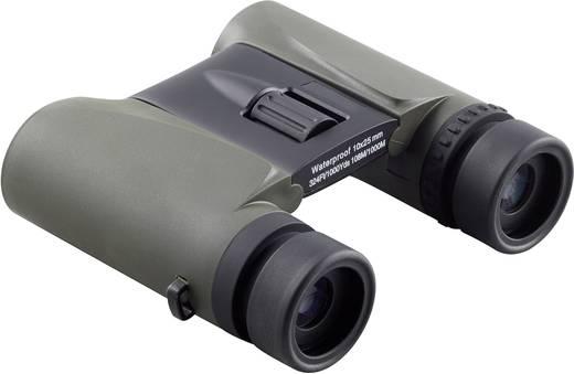 Renkforce 10x25 binocular fernglas 10 x 25 mm schwarz dunkel grün