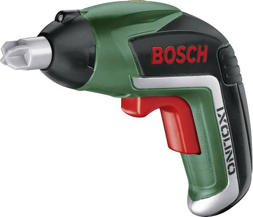 Bosch Home and Garden IXO V IXOlino Set Akku-Schrauber 3.6 V 1.5 Ah Li-Ion inkl. Akku