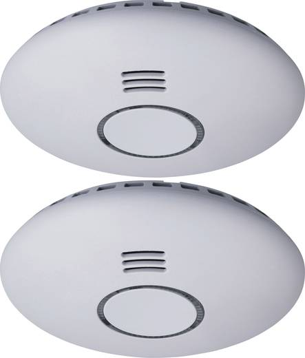 funk rauchwarnmelder 2er set vernetzbar smartwares rm174rf 2 batteriebetrieben kaufen. Black Bedroom Furniture Sets. Home Design Ideas