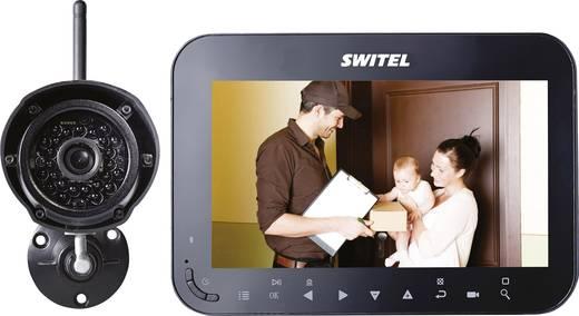 switel hs1000 funk berwachungskamera set mit 1 kamera 2 4 ghz kaufen. Black Bedroom Furniture Sets. Home Design Ideas