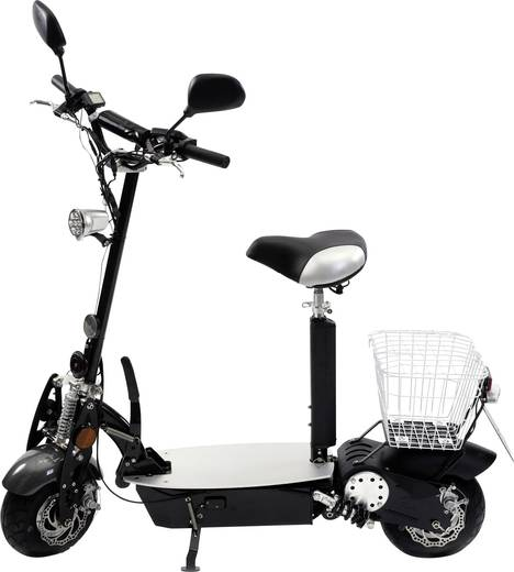 e scooter rolektro eco fun 20 2 schwarz blei gel 36 v 12. Black Bedroom Furniture Sets. Home Design Ideas