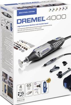 Multifunkční nářadí Dremel 4000-4/65 EZ+4486+628 F0134000LT, 175 W, vč. příslušenství, kufřík