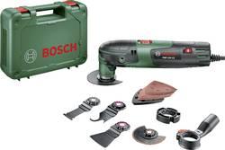 Multifunkční nářadí Bosch Home and Garden PMF 220 CE Set 0603102001, 220 W, vč. příslušenství, kufřík, 16dílná