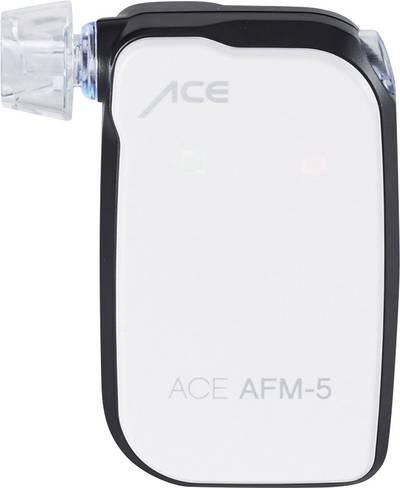 Etilometro ACE AFM-5 Bianco 0 fino a 4 ‰ Visualizzazione tramite Smartphone
