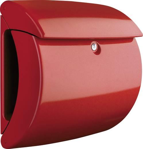 burg w chter 35600 kunststoff briefkasten piano 886 rot schl sselschloss kaufen. Black Bedroom Furniture Sets. Home Design Ideas