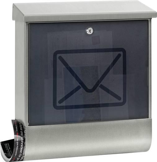 burg w chter 65300 edelstahl briefkasten lucenta 2700 ni. Black Bedroom Furniture Sets. Home Design Ideas