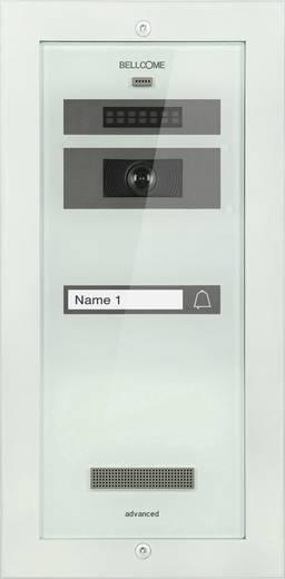 video t rsprechanlage kabelgebunden au eneinheit bellcome vpa 1f002 blw 1 familienhaus wei kaufen. Black Bedroom Furniture Sets. Home Design Ideas