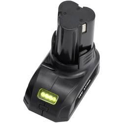 Náhradný akumulátor pre elektrické náradie, Basetech 1493005, 18 V, 1.5 Ah, Li-Ion akumulátor