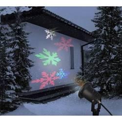 Sněhové vločky LED Polarlite 8623C73 černá