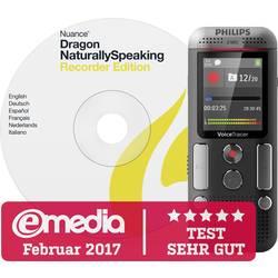 Digitales Diktiergerät Philips DVT2710 Aufzeichnungsdauer (max.) 190 h