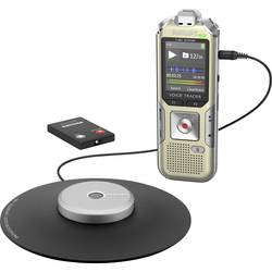 Digitales Diktiergerät Philips DVT8010 Aufzeichnungsdauer (max.) 2280 h