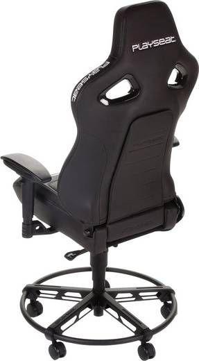 gaming stuhl playseats l33t schwarz kaufen. Black Bedroom Furniture Sets. Home Design Ideas